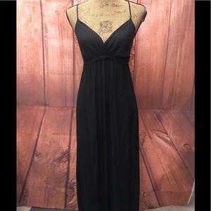 Brandy Melville one size black maxi dress